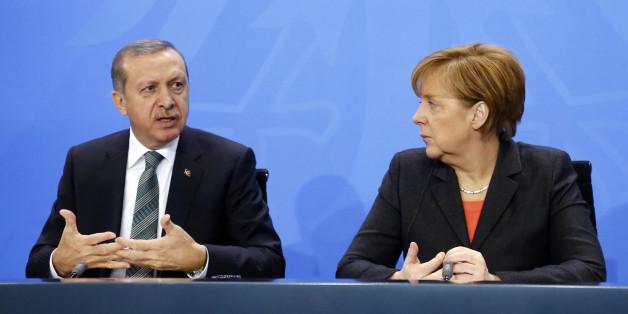 """Göring-Eckardt attackiert Merkel: """"So argumentiert auch Erdogan"""""""