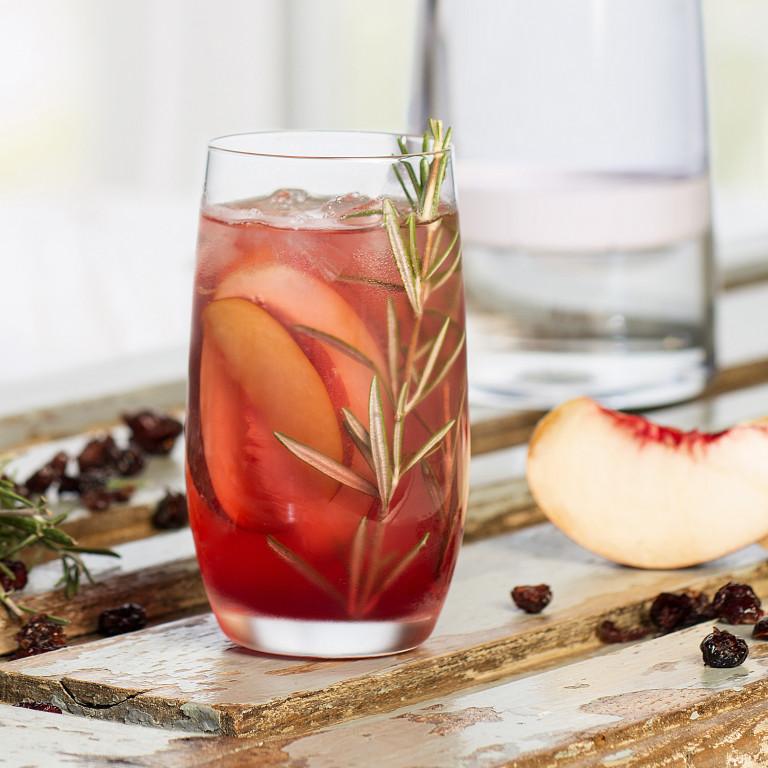 brita rosmarin pfirsich cranberry