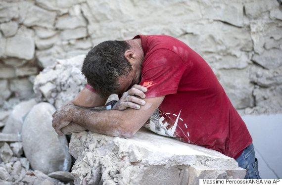 amatrice italy earthquake