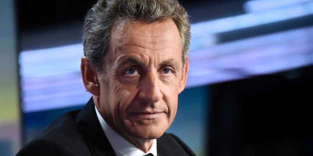 Former French president Nicolas Sarkozy poses before taking part in the broadcast news of the French TV channel TF1 in Boulogne-Billancourt, outside Paris on August 24, 2016. / AFP / BERTRAND GUAY        (Photo credit should read BERTRAND GUAY/AFP/Getty Images)