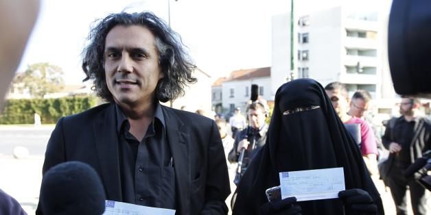 Rachid Nekkaz zahlt die Strafe für eine Niqab-Trägerin