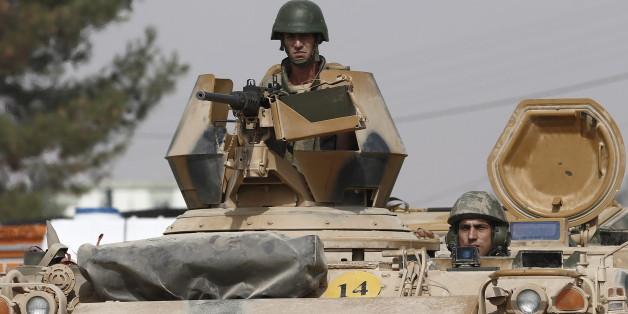 Der türkische Militäreinsatz in Syrien dauert an