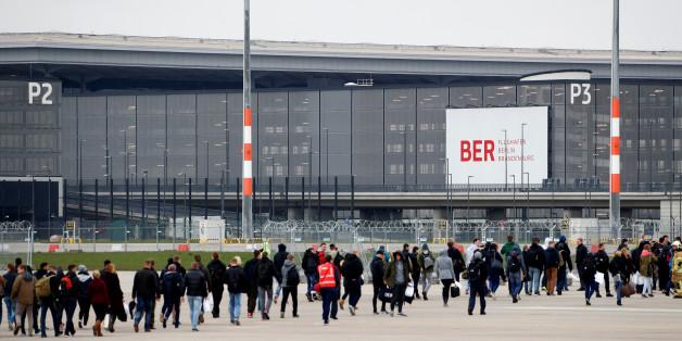 Der Flughafen BER - wann wird er endlich eröffnet?