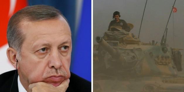 """Nahost-Experte: """"Erdogan wagt einen gefährlichen Spagat"""""""