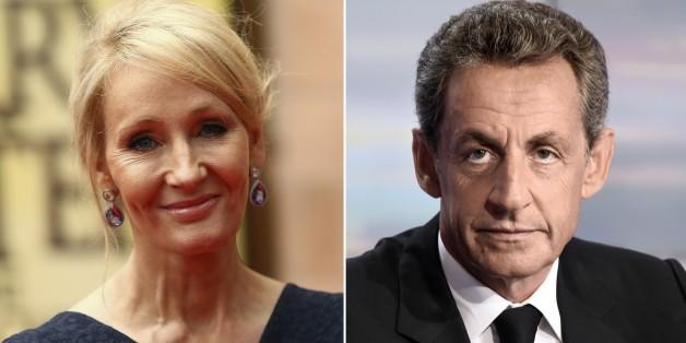 La polémique sur le burkini indigne J.K. Rowling (qui tacle Nicolas Sarkozy sur Twitter)