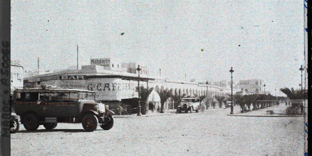 A quoi ressemblait Casablanca il y a 100 ans? (PHOTOS)