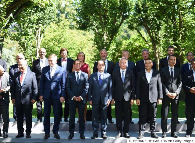 paris european social democratic leaders 25 august