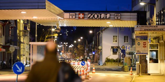 Der Konstanzer Stadtrat Hämmerle beklagt zu lasche Grenzkontrollen durch die Schweiz