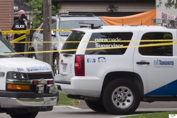 toronto crossbow death