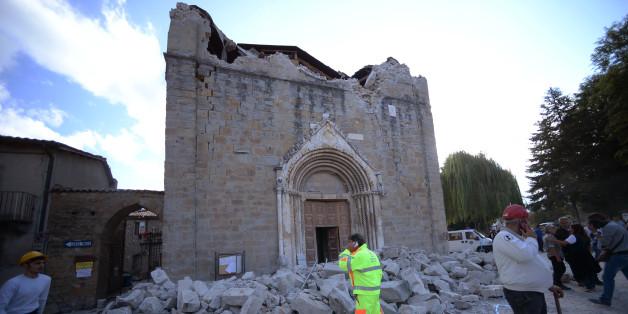 Le séisme en Italie a abîmé ou détruit 293 bâtiments historiques
