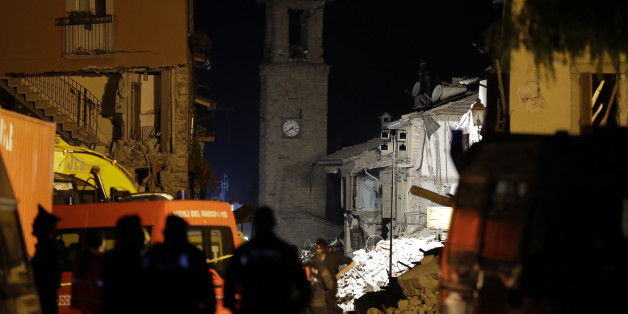 Neues Erdbeben bei Amatrice im Mittelitalien erreicht Stärke 4,7