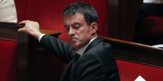 """Französischer Premier Valls will gegen """"den tödlichen, rückschrittlichen Islam"""" vorgehen"""