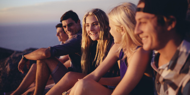 Die Hälfte deiner Freunde mag dich eigentlich gar nicht