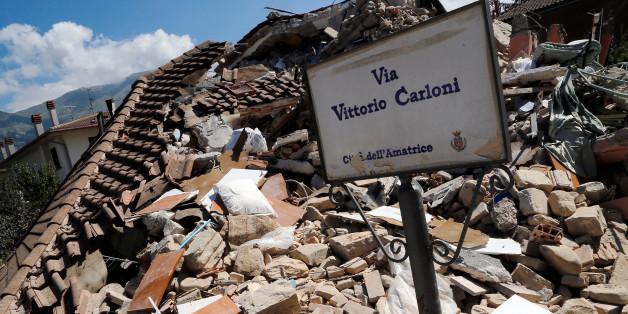 Un Marocain blessé dans le séisme en Italie