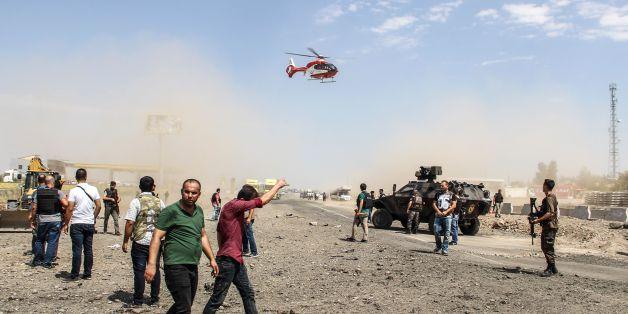 Am 15. August kam es zuletzt zu einem tödlichen Anschlag in Diyarbakir