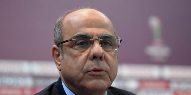 Mohamed Raouraoua, président de la FAF