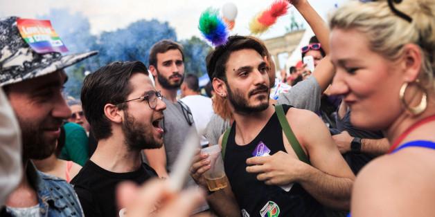 Homosexuelle werden in Deutschland so extrem angefeindet wie noch nie