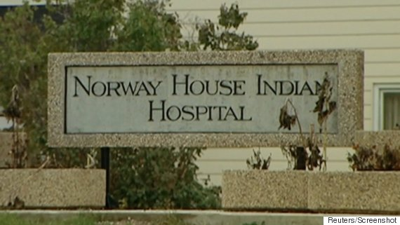 norway house hospital