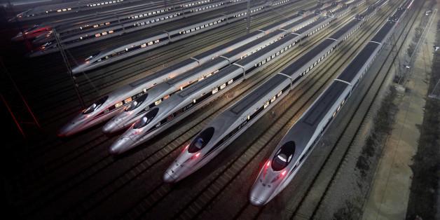 China Rises: How Chinas Astonishing Growth Will Change the World