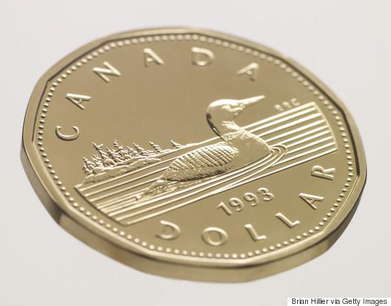 Canadian Loonie