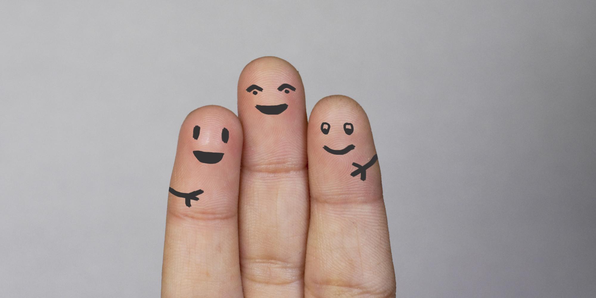Картинки пальчики смешные