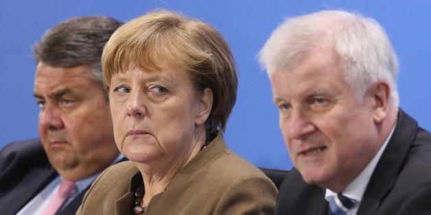 Horst Seehofer will sich nicht zu einer Kanzlerkandidatur Merkels äußern - aus gutem Grund