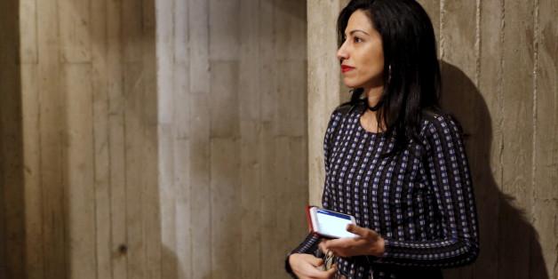 Huma Abedin trennt sich von ihrem Mann
