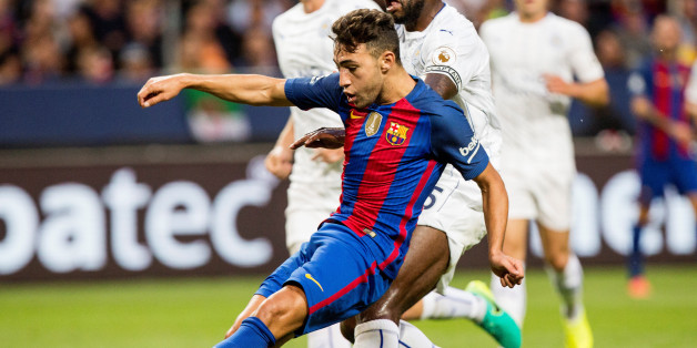 Munir El Haddadi ne portera pas le maillot du Barça cette saison