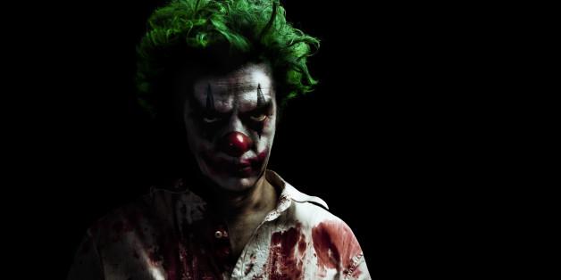 Anwohner der amerikanischen Kleinstadt Greenville berichten von Clowns, die versuchten ihre Kinder in die nahegelegenen Wälder zu locken