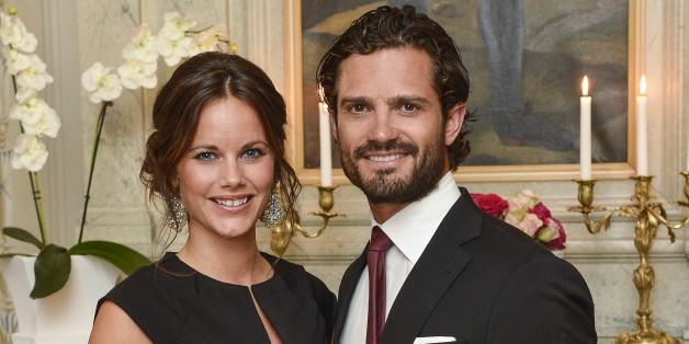 Schwedens Prinz Carl Philip und seine Frau Sofia setzen sich mit einer Stiftung für Mobbing-Opfer ein