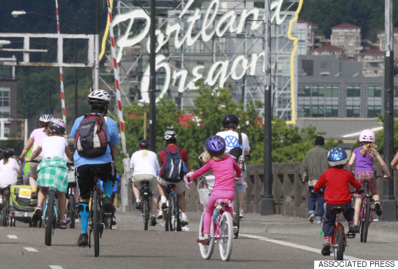 bridge pedal portland