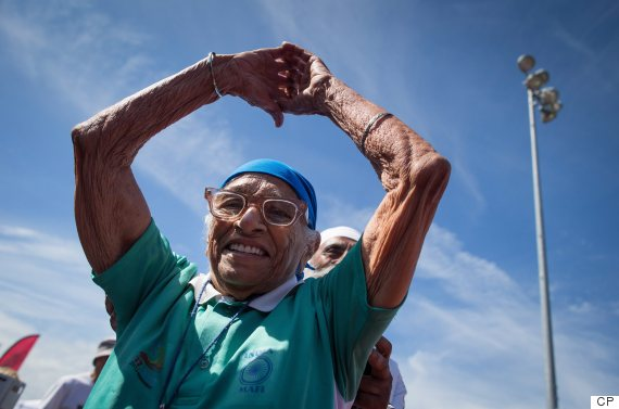 man kaur 100 year old runner