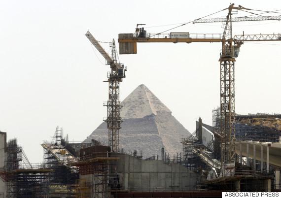 tutankhamun pyramid