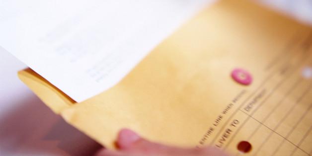 Das dieser Brief sein Ziel erreichte, grenzt an ein Wunder