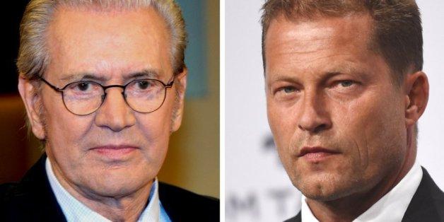 """Til Schweiger und Jürgen Todenhöfer gehen zusammen auf den """"Spiegel"""" los"""