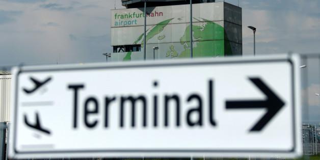 Der Flughafen Frankfurt wird wohl teilweise evakuiert