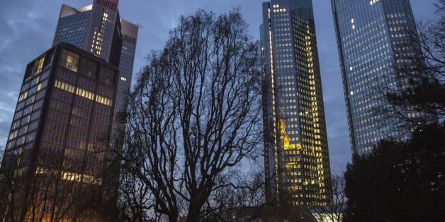Die Gerüchte sorgten für Aufsehen im Frankfurter Bankenviertel