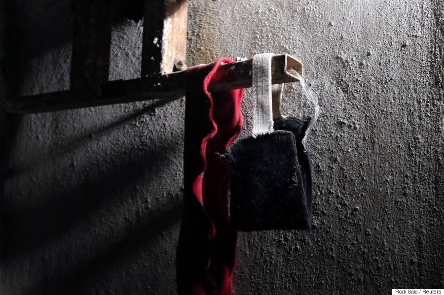 syria prison