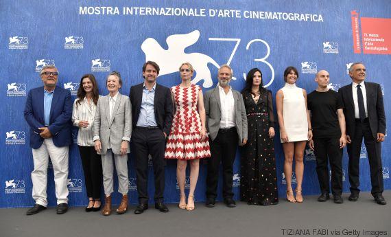 venice film festival gemma arterton