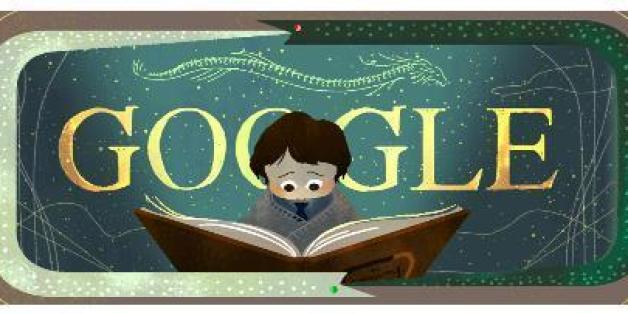 """Google Doodle feiert die Veröffentlichung von dem Buch """"Die unendliche Geschichte"""""""
