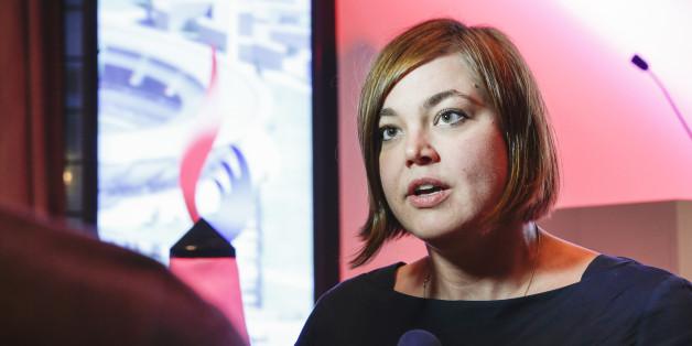 Katharina Fegebank, zweite Bürgermeisterin von Hamburg
