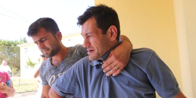 Abdullah Kurdi, der Vater des ertrunkenen Flüchtlingsjungen Aylan