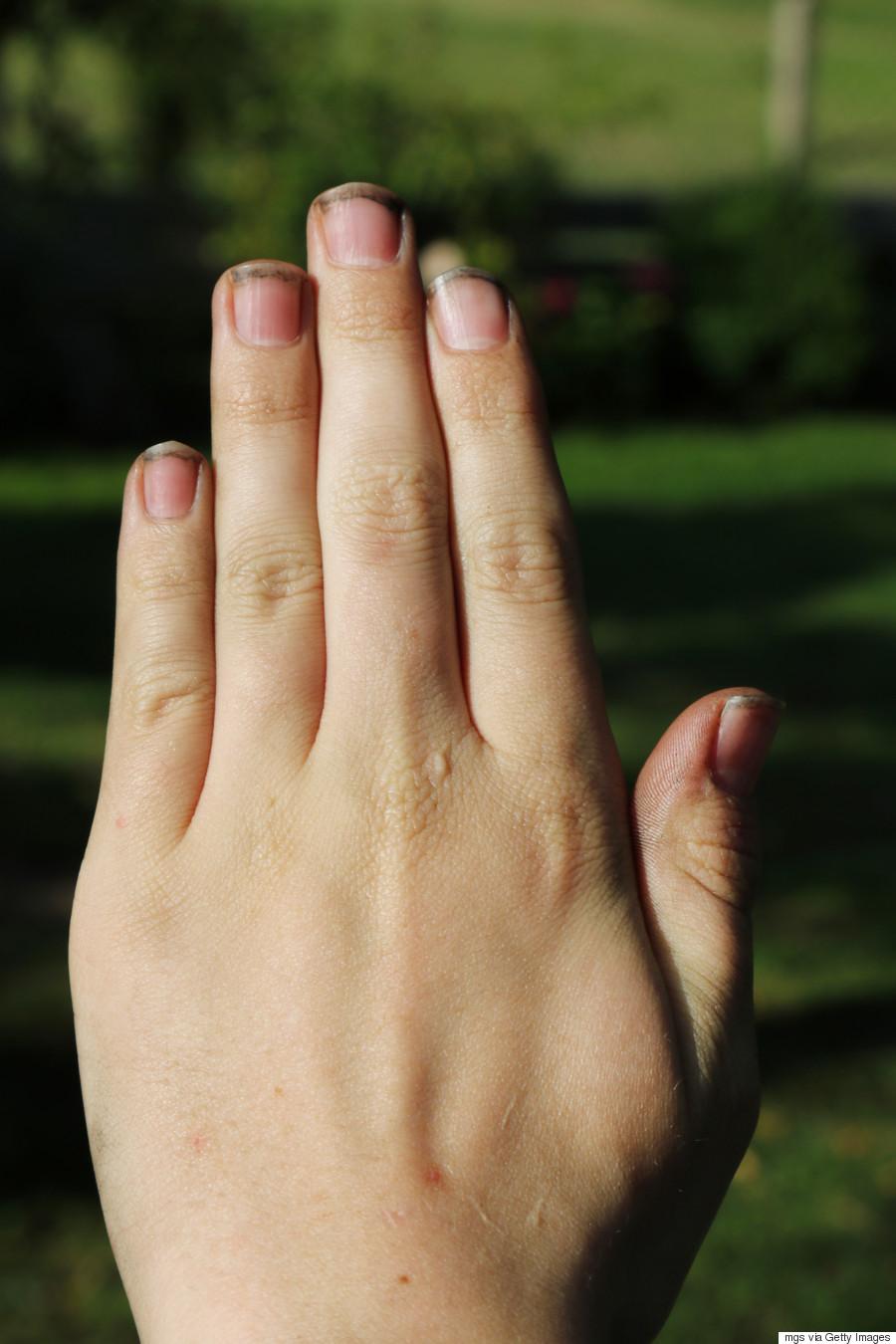 dirt nails