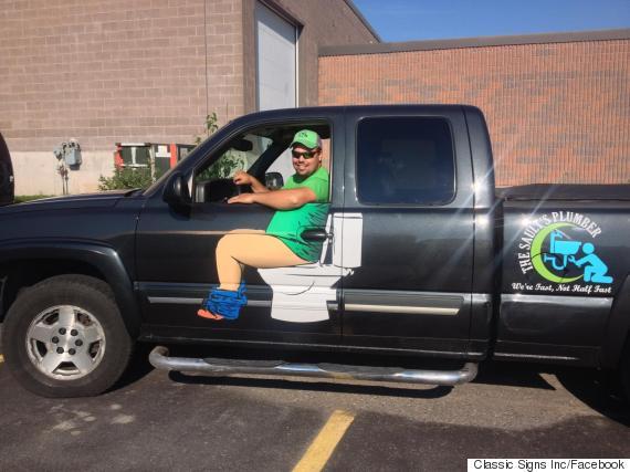 poop truck