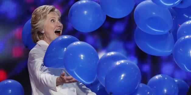 Hillary Clinton a récolté une somme record pour sa campagne en août