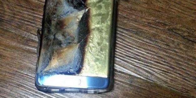 Les explosions de batteries s'enchaînent pour Samsung et son Galaxy Note 7.