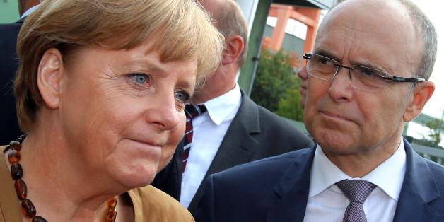 Kritik aus Meck-Pomm: Merkel ist Schuld am Erfolg der AfD