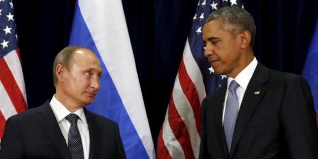 Wladimir Putin schmeichelt den USA - und verspricht eine gemeinsame Lösung für Syrien