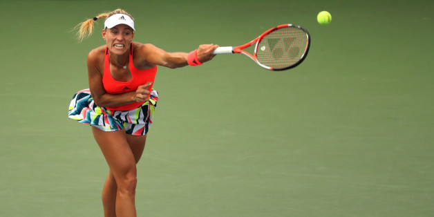 US Open im Live-Stream: Angelique Kerber spielt beim Grand-Slam-Turnier in New York