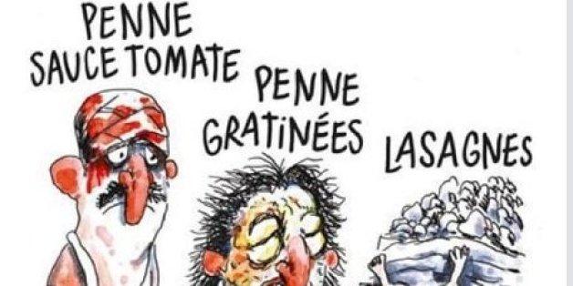 Des internautes et élus italiens veulent des excuses pour ce dessin de Charlie Hebdo